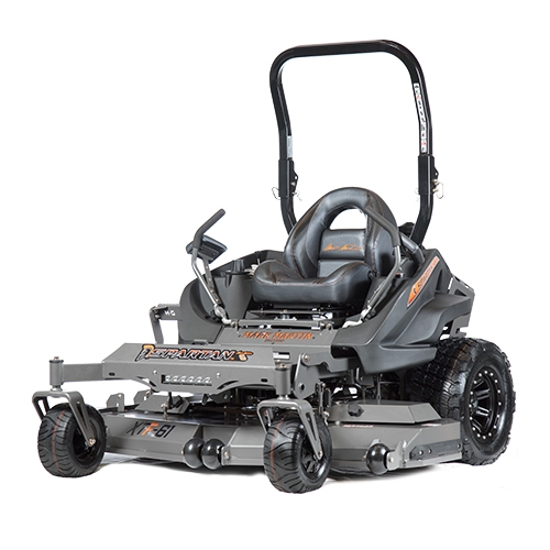"Spartan 61"" Mark Martin SRT Series Zero Turn Mower"