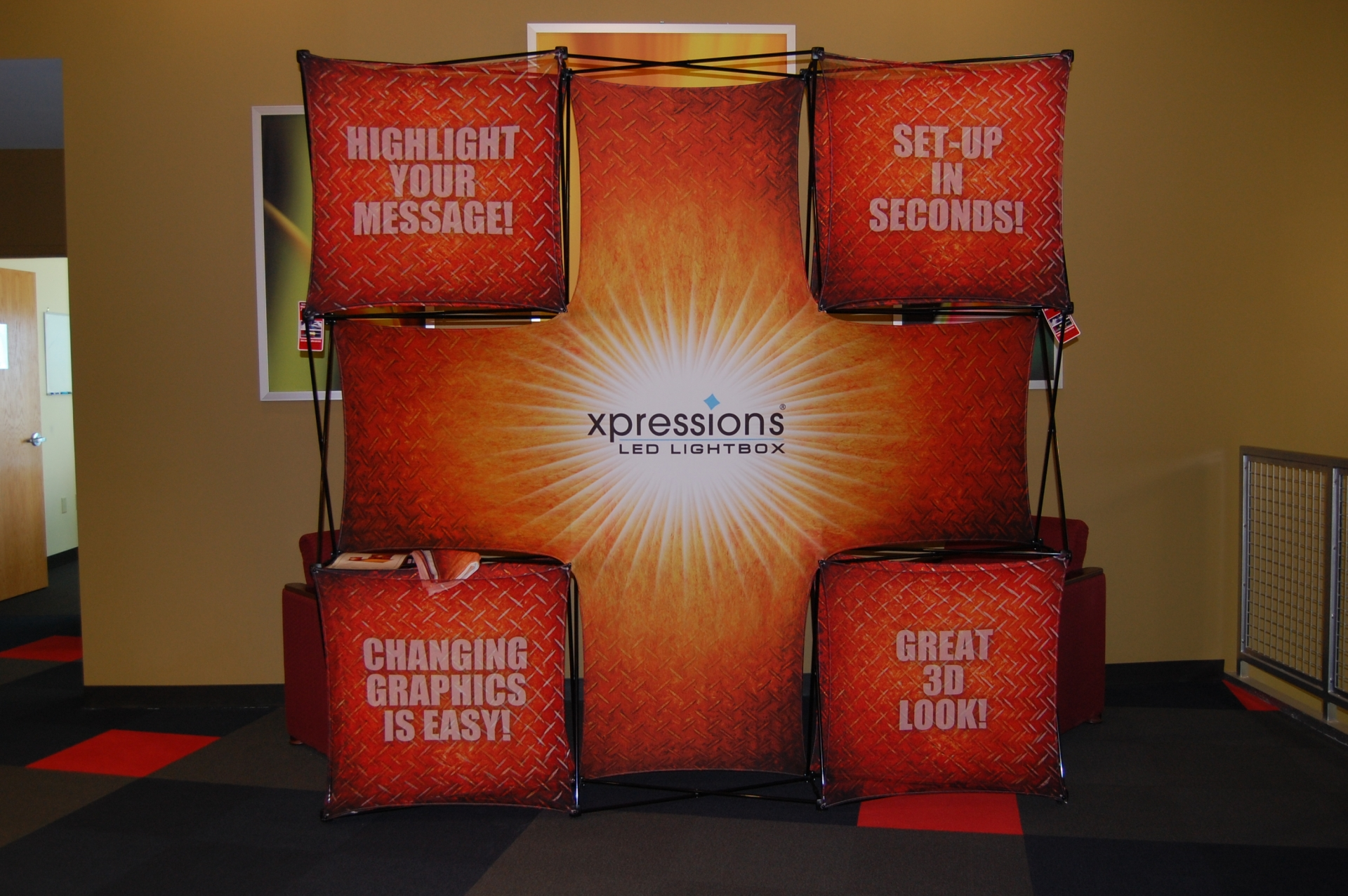 Xpressions LED Lightbox