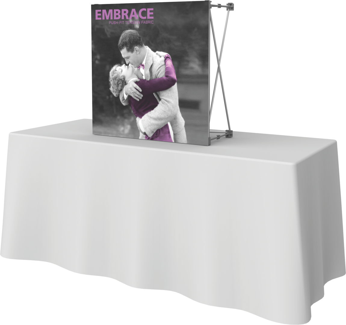 Embrace 1x1 front graphic