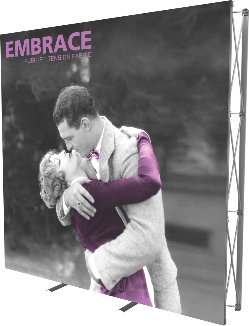 Embrace 3x3 front graphic