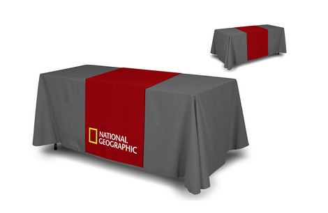 Economy Table Runners- Full Color