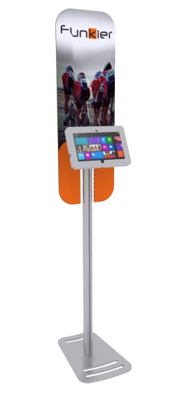 MOD-1369M Surface Stand with graphics