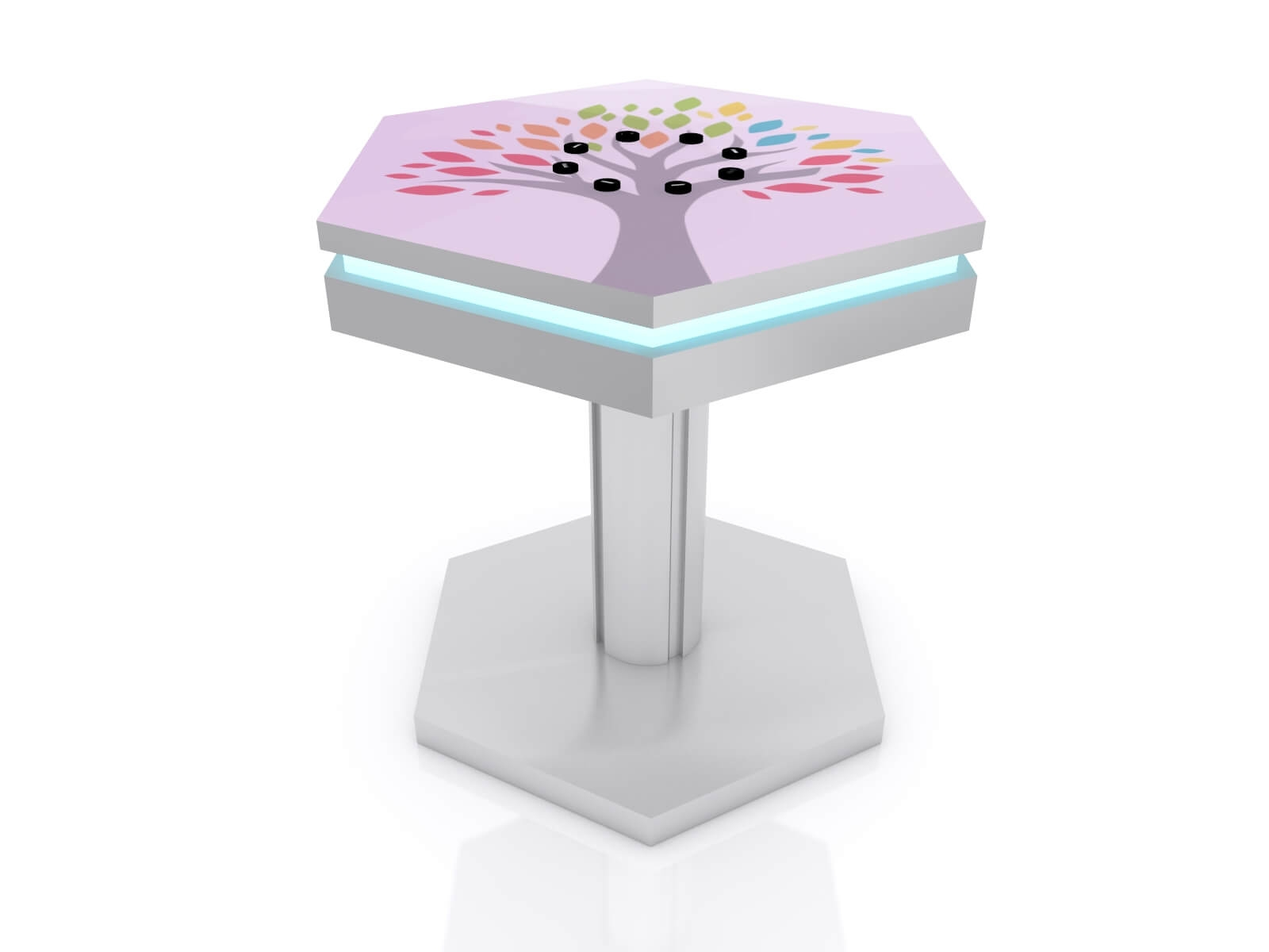 MOD-1451 Charging End Table