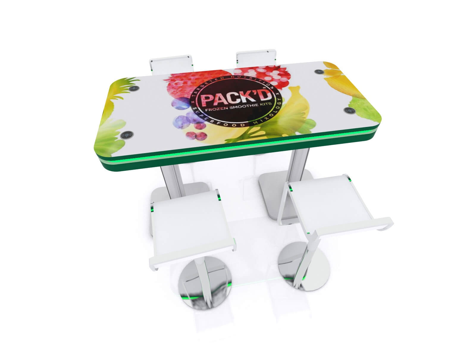 MOD-1473 Wireless Charging Table