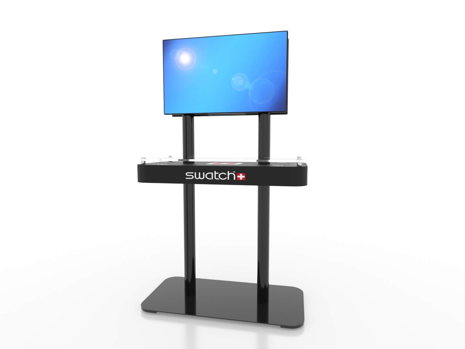 MOD-1477 Charging Monitor Stand