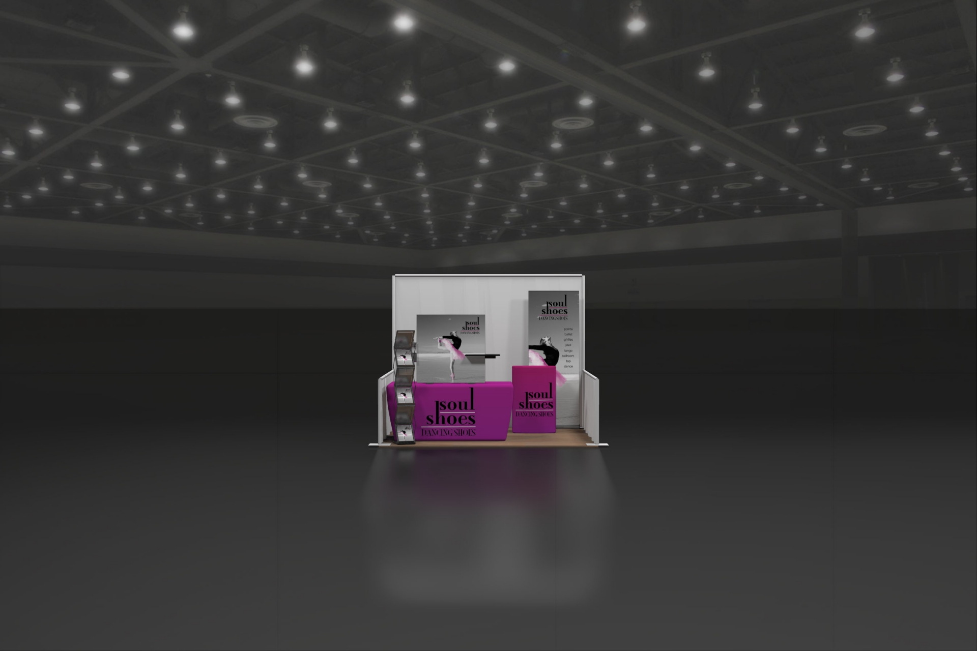 Table Top Trade Show Display Kit 04