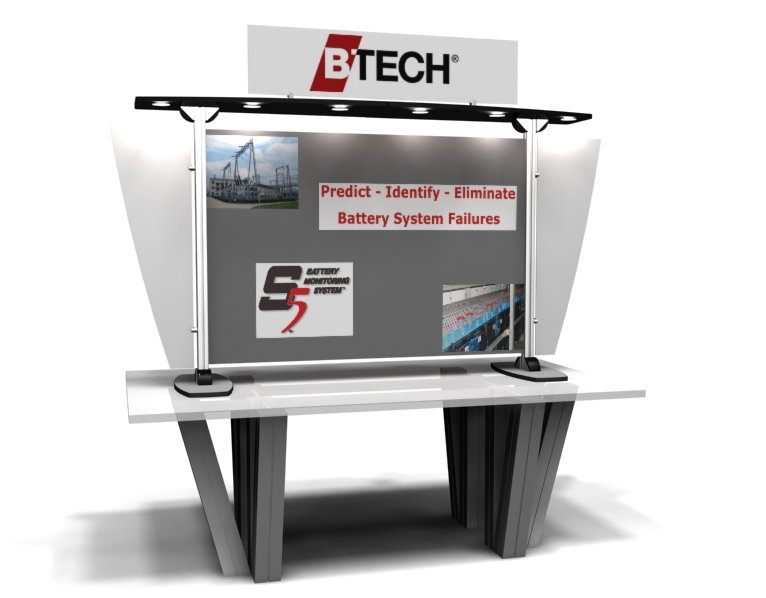 Table Top Rental Trade Show Display