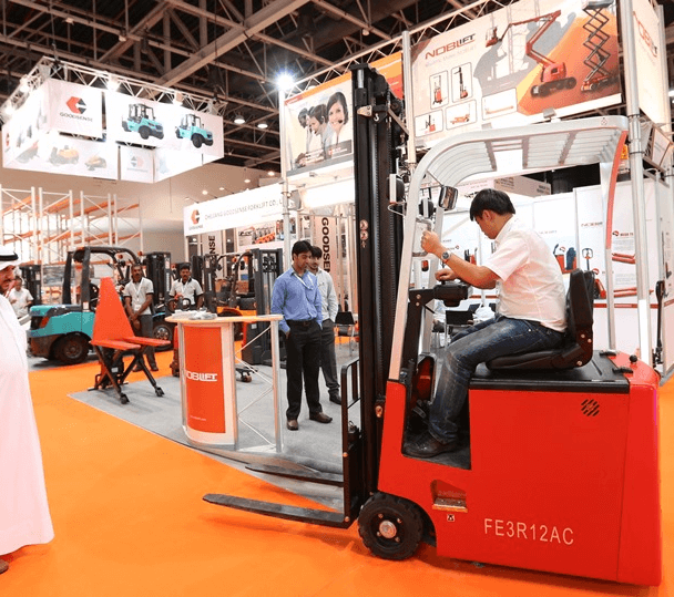 Minimizing Material Handling Costs at Trade Shows