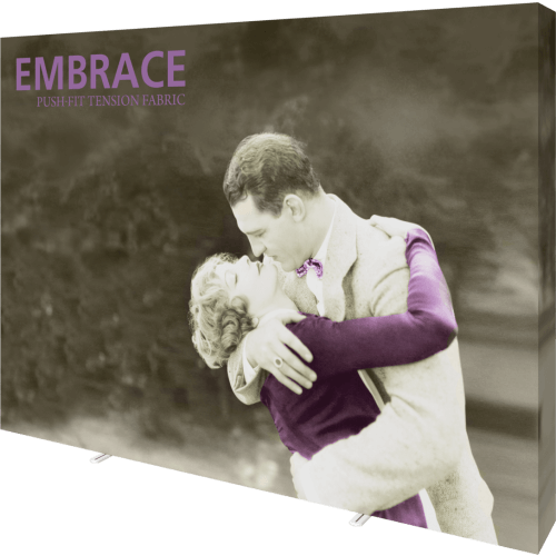 Embrace 4x3 front graphic with endcaps
