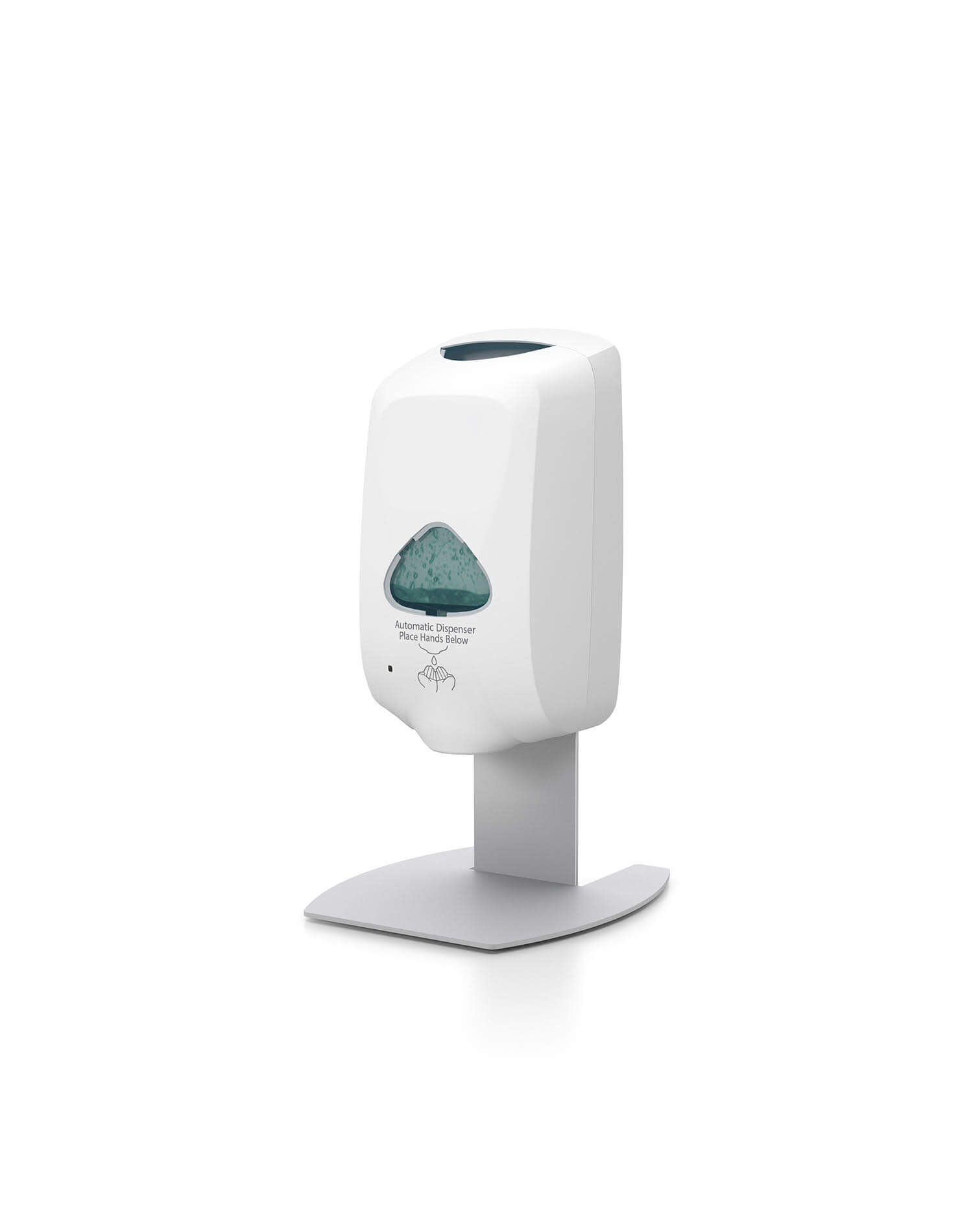 TKD Touchless Tabletop Sanitizer Stand
