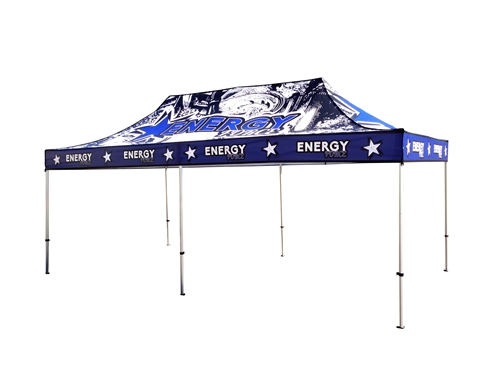 20 UV Printed Event Tent