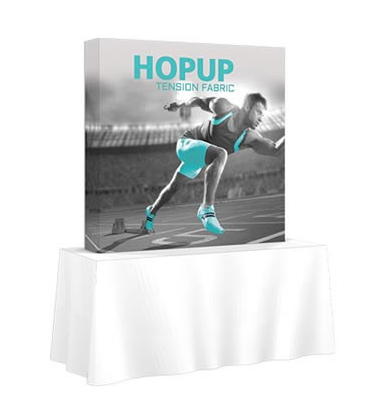 HopUp Tabletop Display
