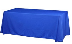 8 Unprinted Table Skirt