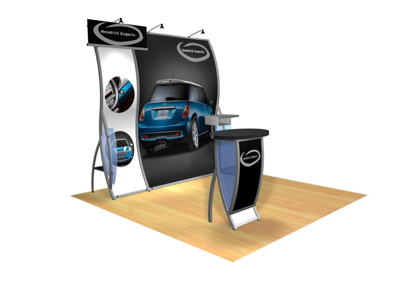 10ft Classic Perfect 10 Displays