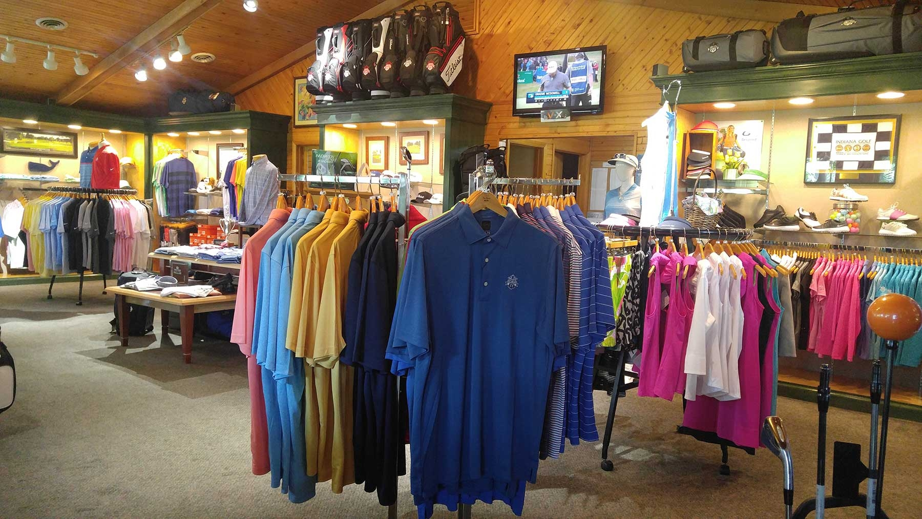 Tom Harris Golf Pro Shop