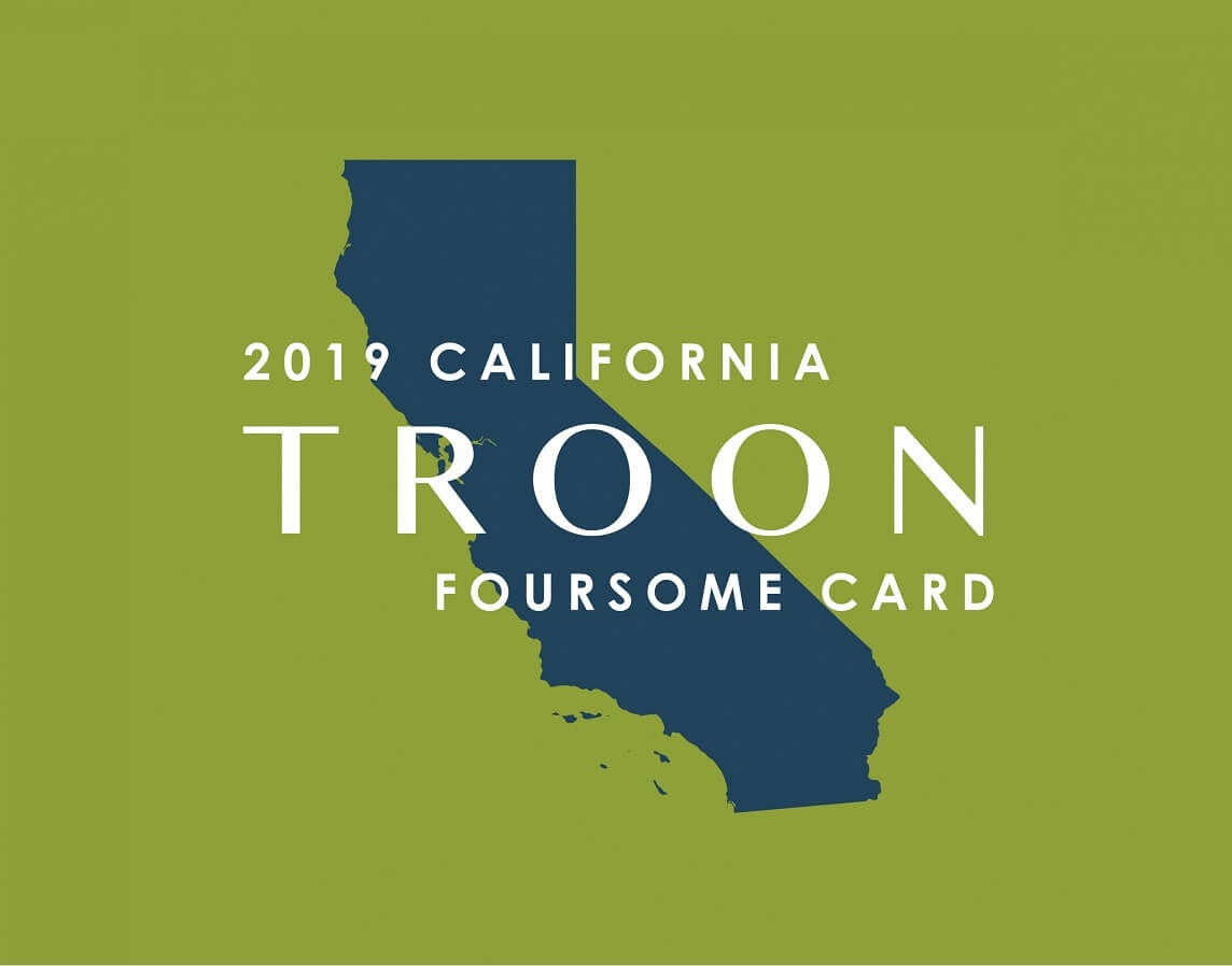 2019 CA FourSome Card