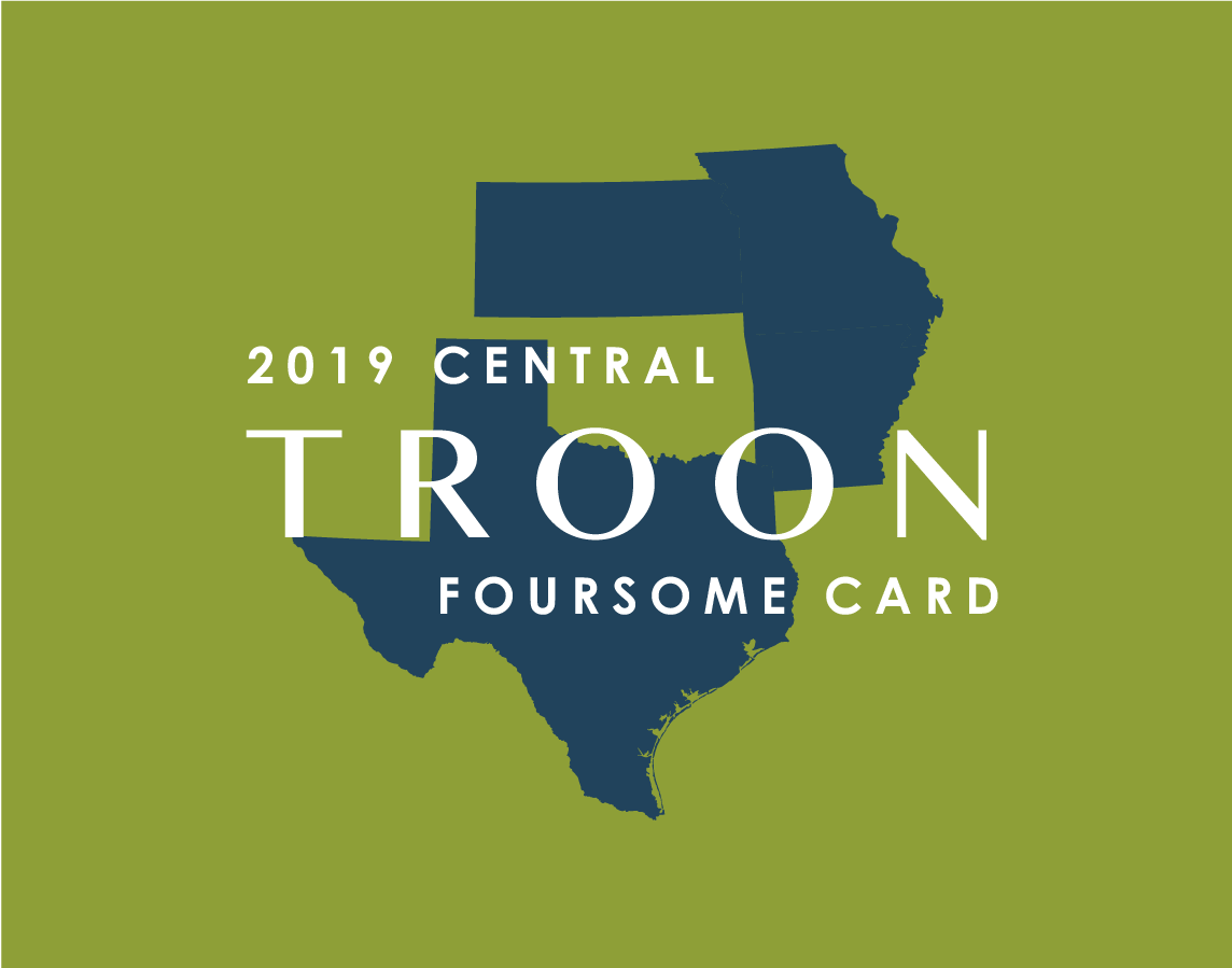 2019 Central FourSome Card