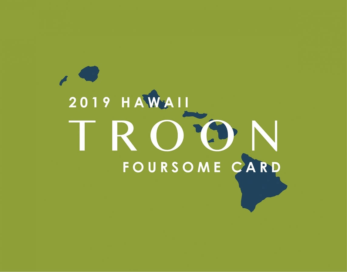 2019 HI FourSome Card