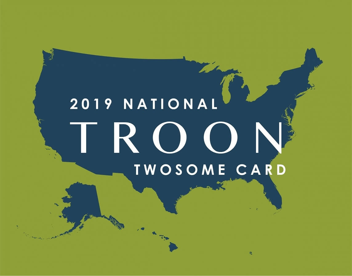 2019 National FourSome Card