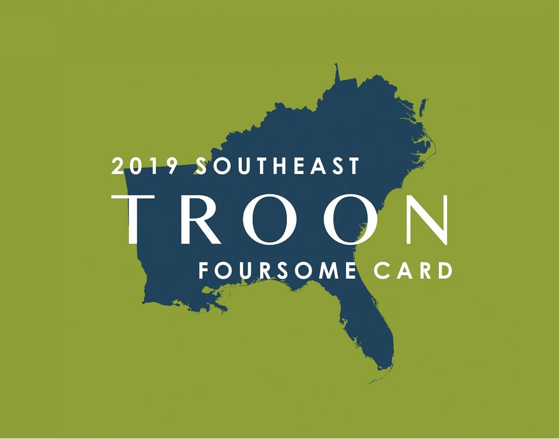 2019 Southeast FourSome Card