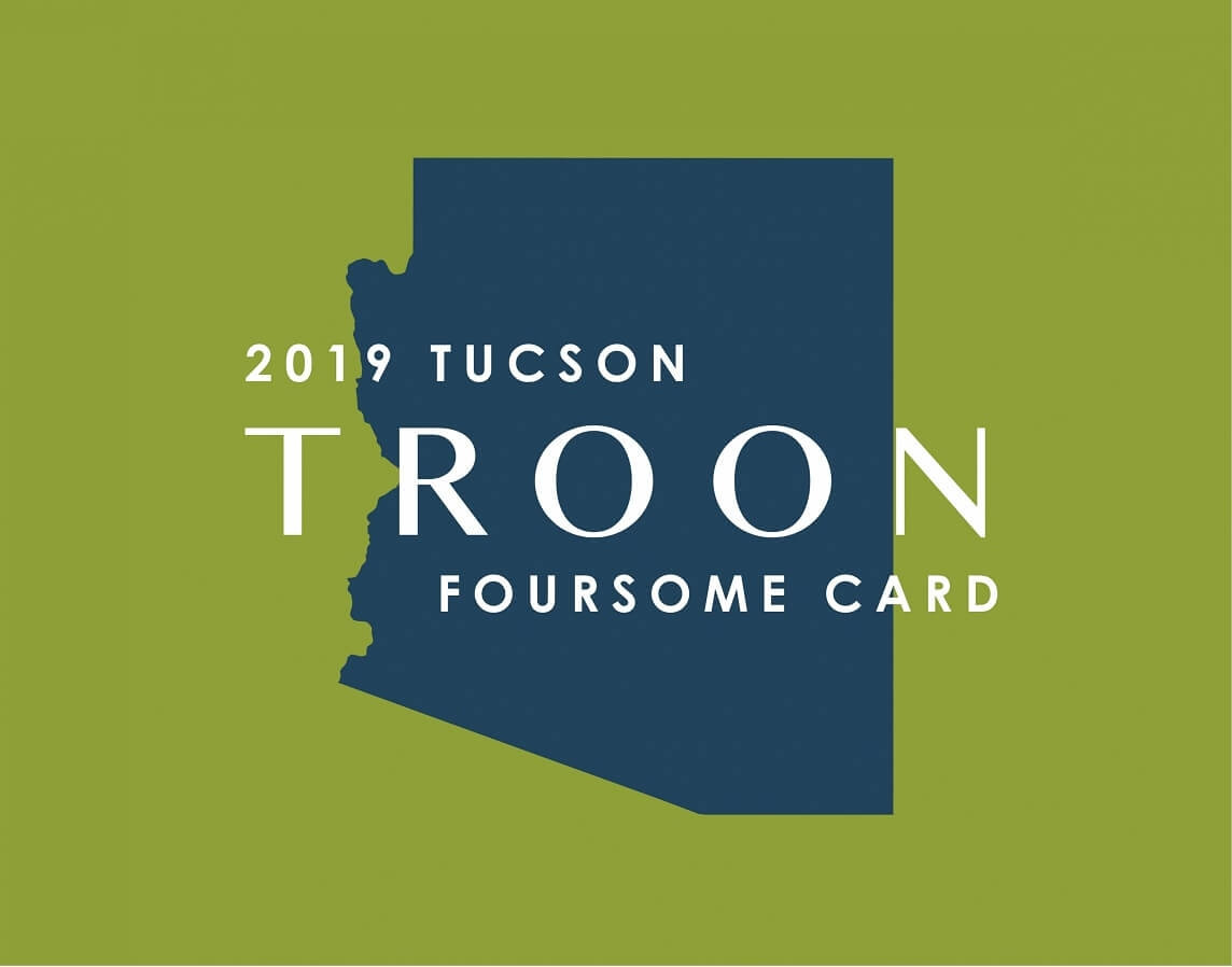 2019 Tucson FourSome Card