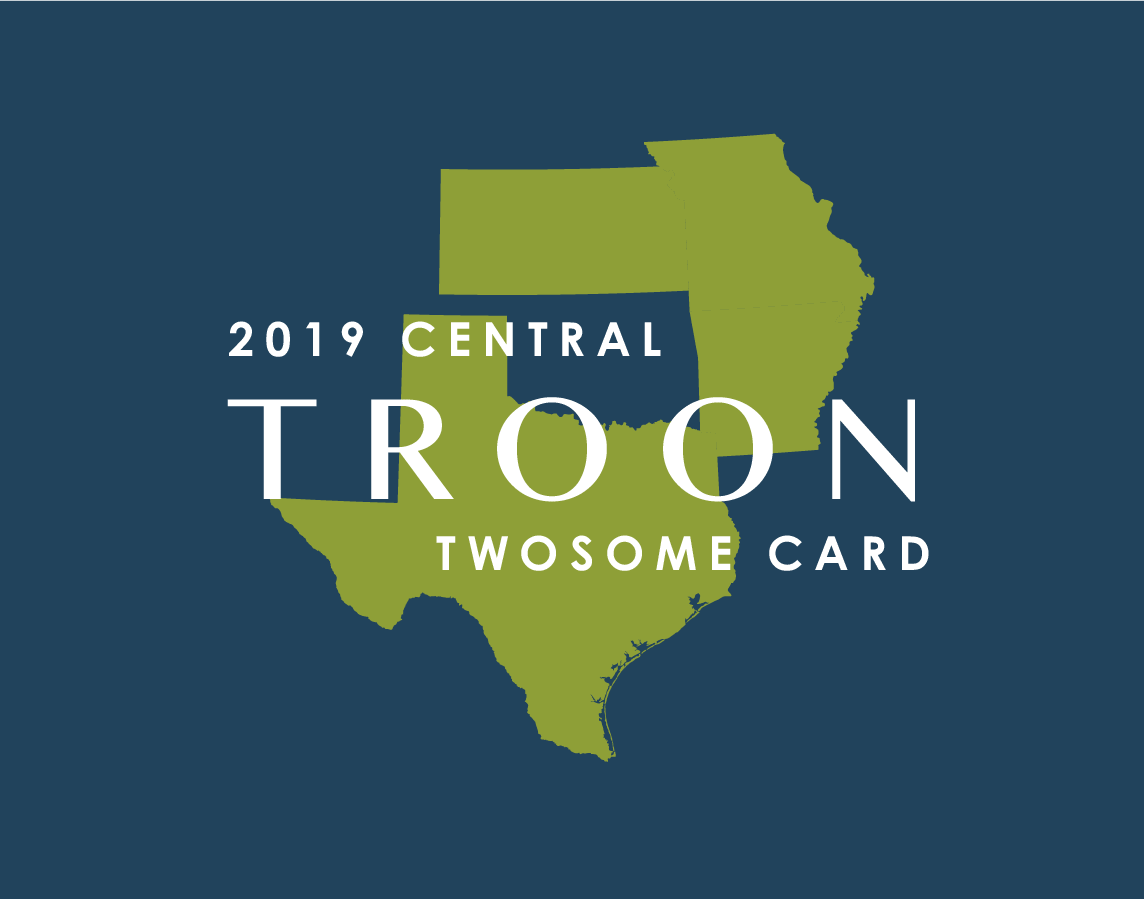 2019 Central TwoSome Card
