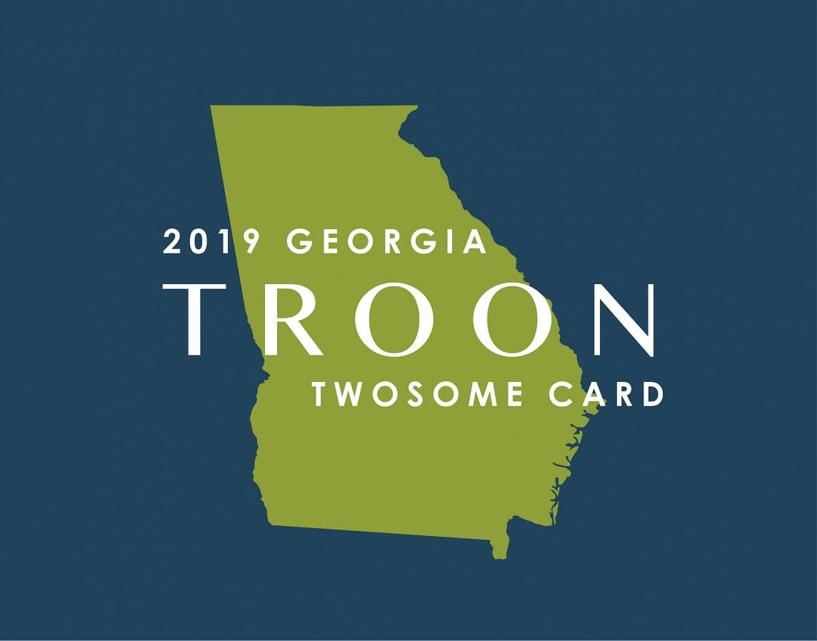 2019 GA TwoSome Card-TF