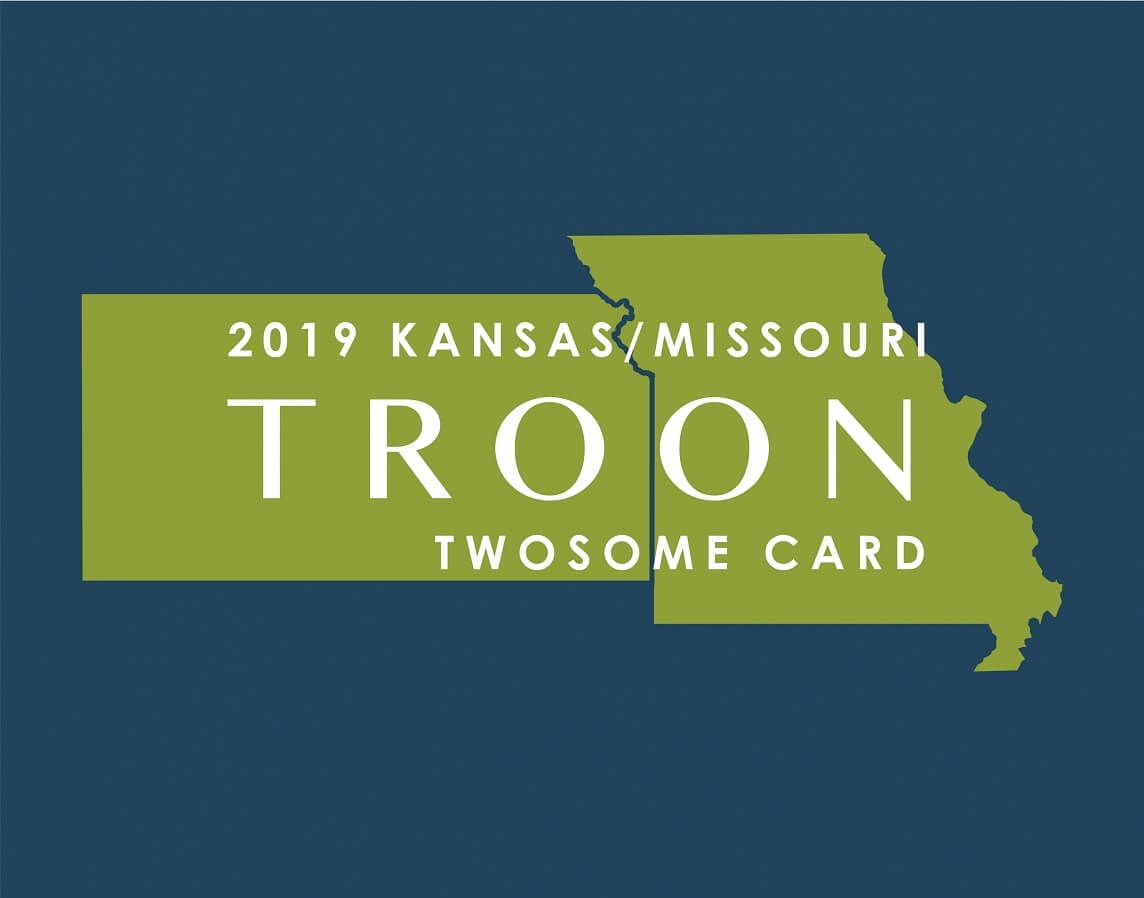 2019 KS/MO TwoSome Card