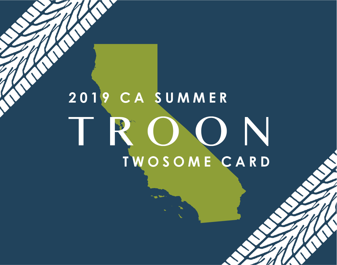 2019 CA TwoSome - Summer