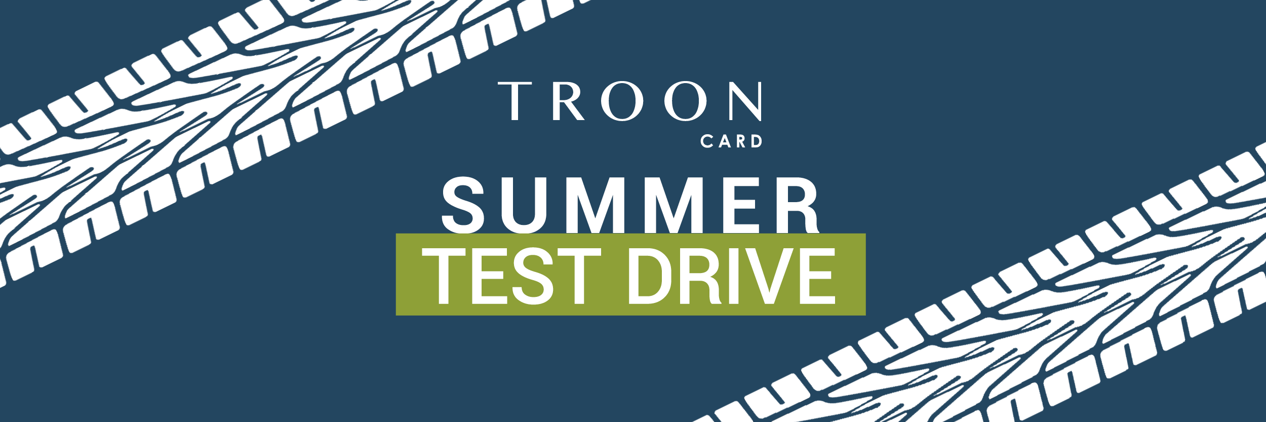 TROON INTRODUCES NEW TROON CARD SUMMER TEST DRIVE IN ARIZONA AND CALIFORNIA