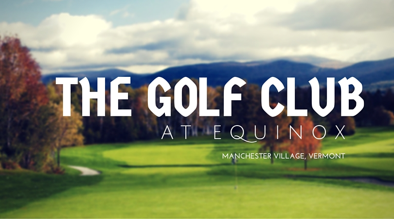 The Golf Club at Equinox: What do our guests think?