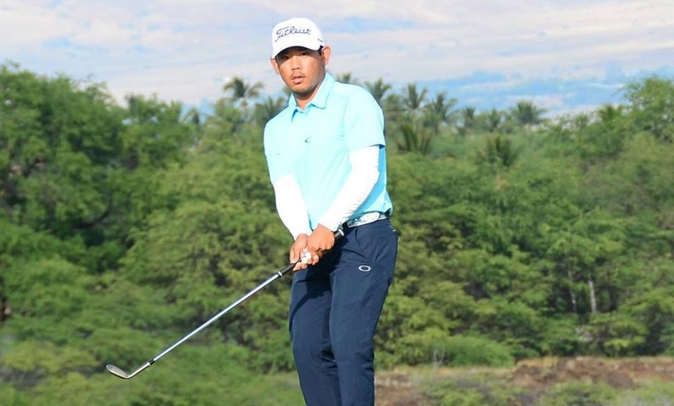 Fujikawa Wins Second Hawaii State Open at Mauna Lani