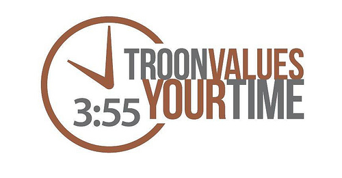 Troon Values Your Time