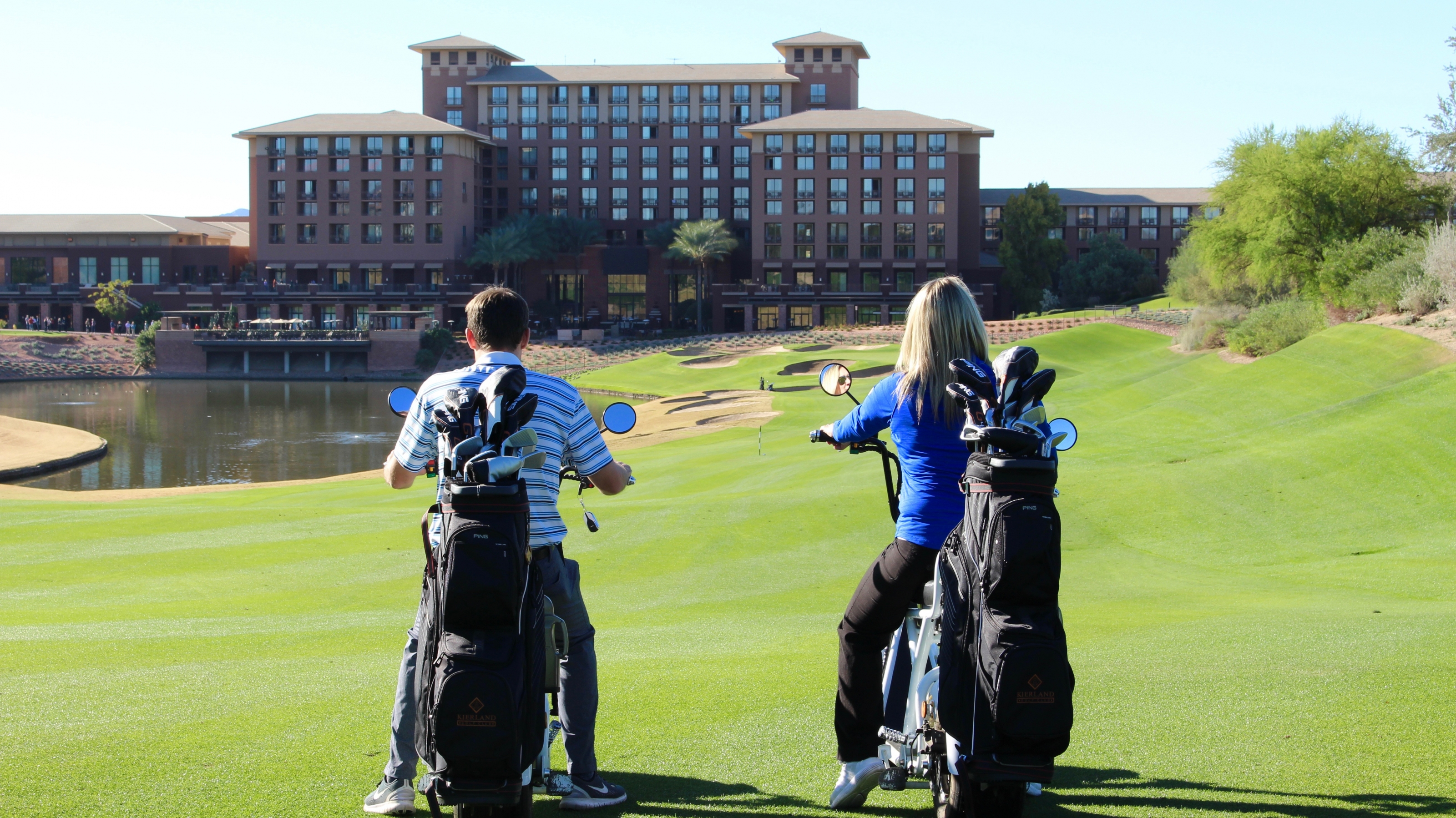 Westin Kierland Golf Club Unveils New TurfRiders