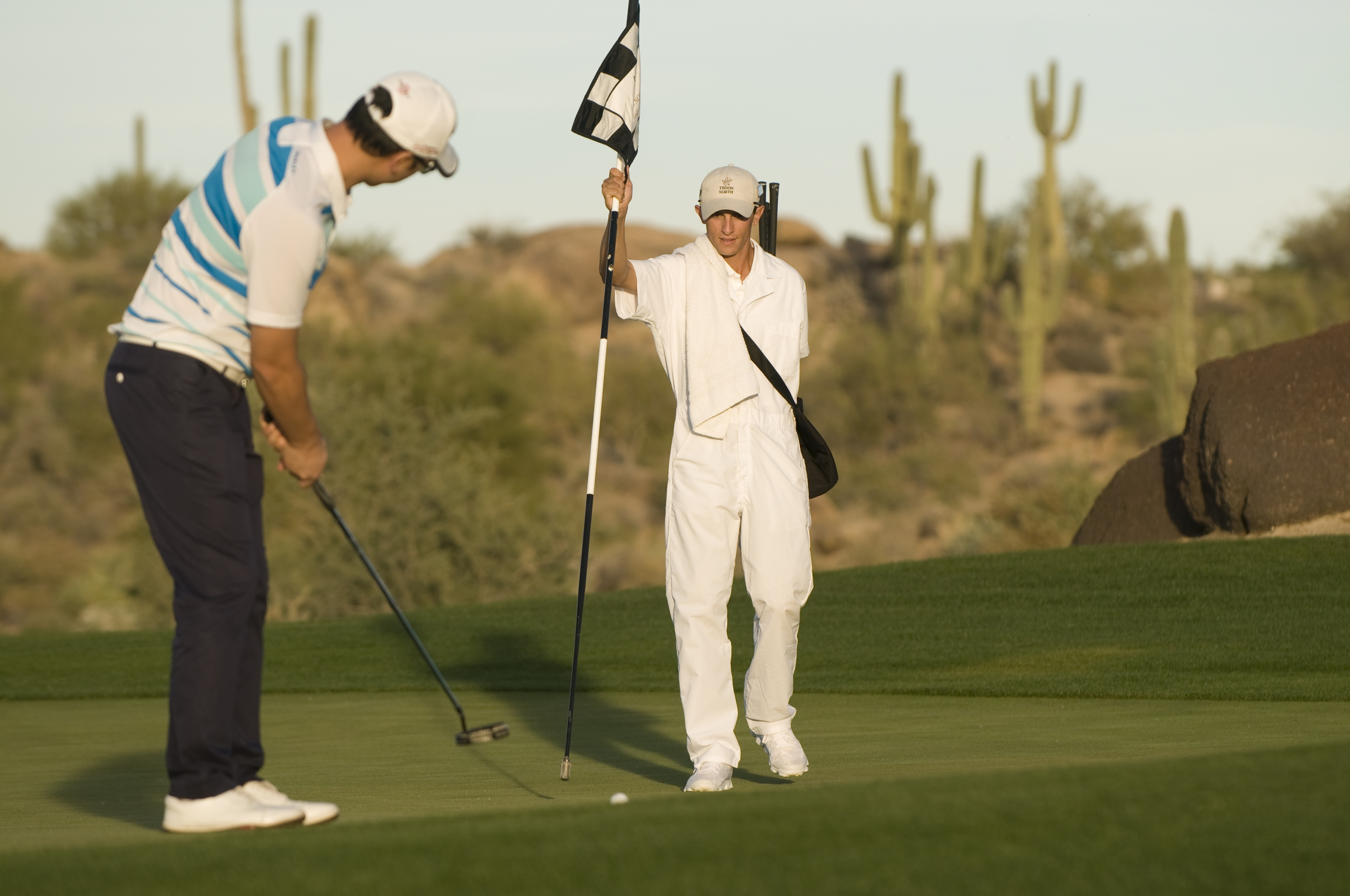 TROON EXPANDS CADDIE SERVICES PROGRAM TO 11 AFFILIATED ARIZONA FACILITIES DURING 2017/2018 SEASON