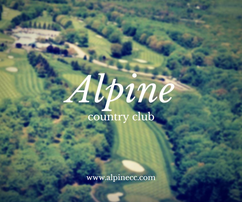 A Breath of Fresh Air: A New day at Alpine Country Club