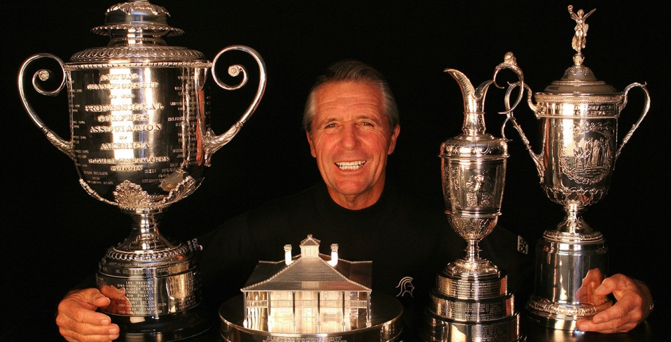 Forever Young: Celebrating Gary Player's Grand Slam 50th Anniversary