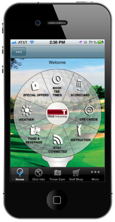 Revamped Troon Apps now Powered by TRUE linkswear