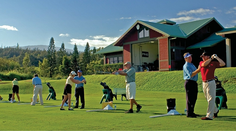Kapalua Golf Academy Receives Editor's Choice Award for Best Golf Academy from Golf Digest