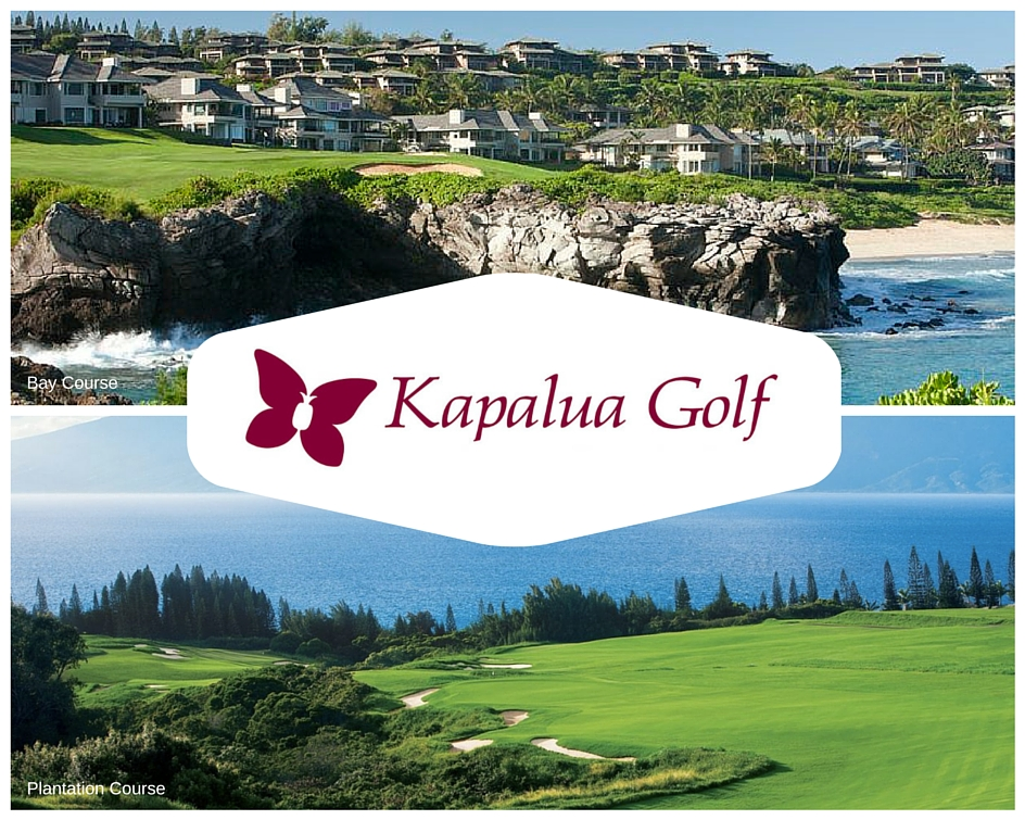 Kapalua's Plantation and Bay Courses Honored By Golfweek Magazine