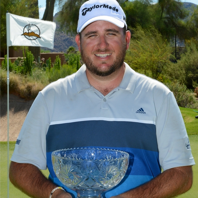 Michael Hopper Wins the 2016 Southwest PGA Match Play Championship
