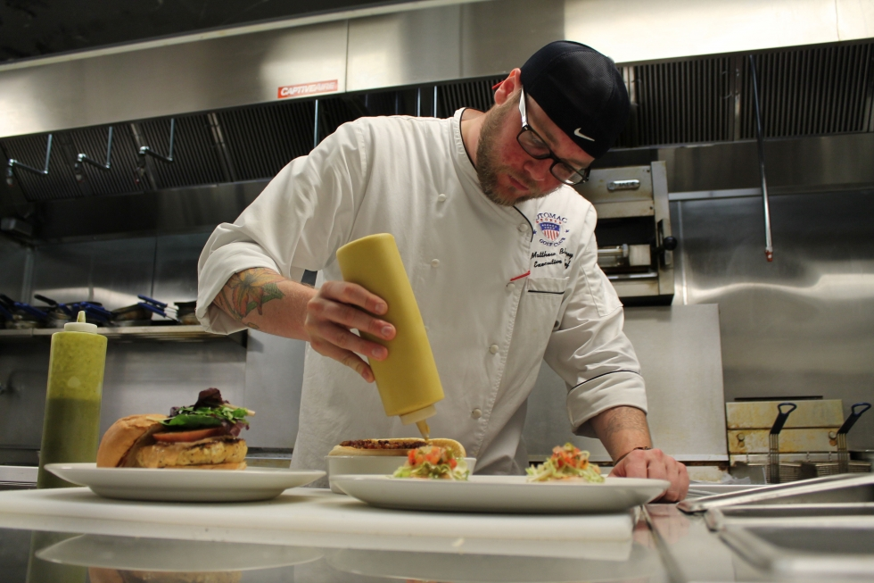 Tidewater Grill at Potomac Shores a culinary destination