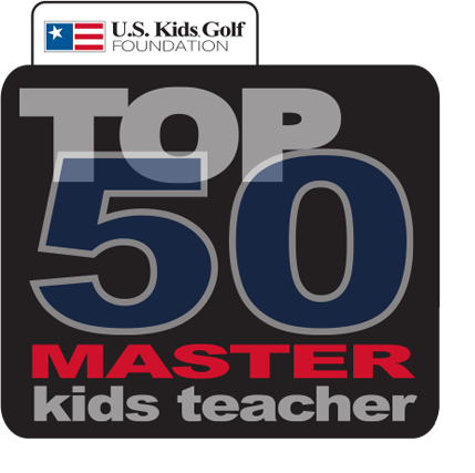 U.S. Kids Golf Foundation Top 50 Master Kids Teachers