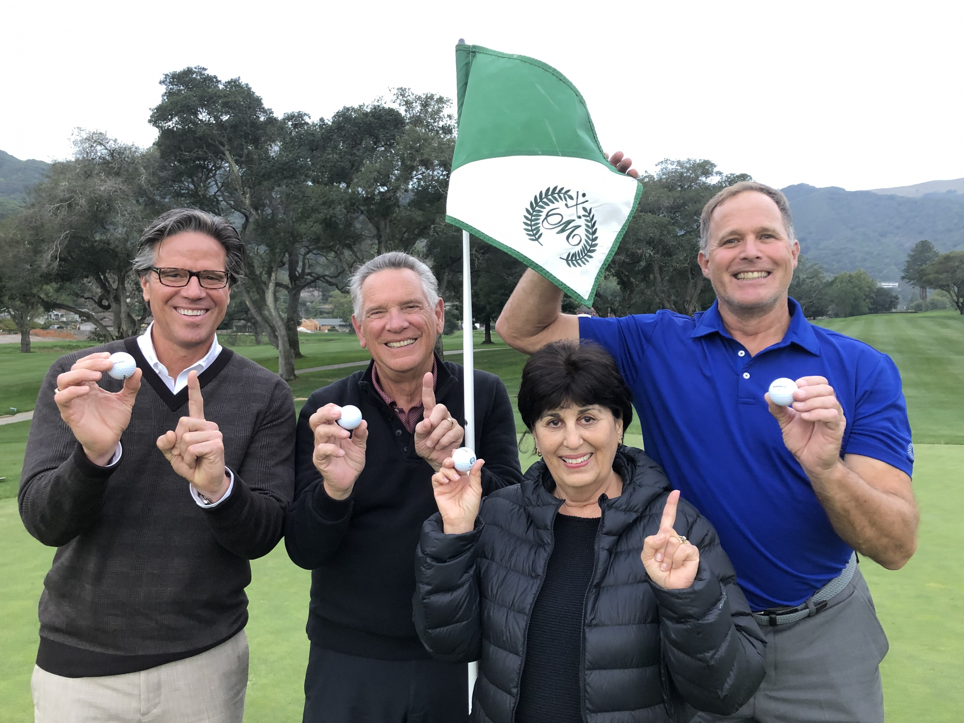Marin Country Club Sees Four Hole-In-Ones in Five Days