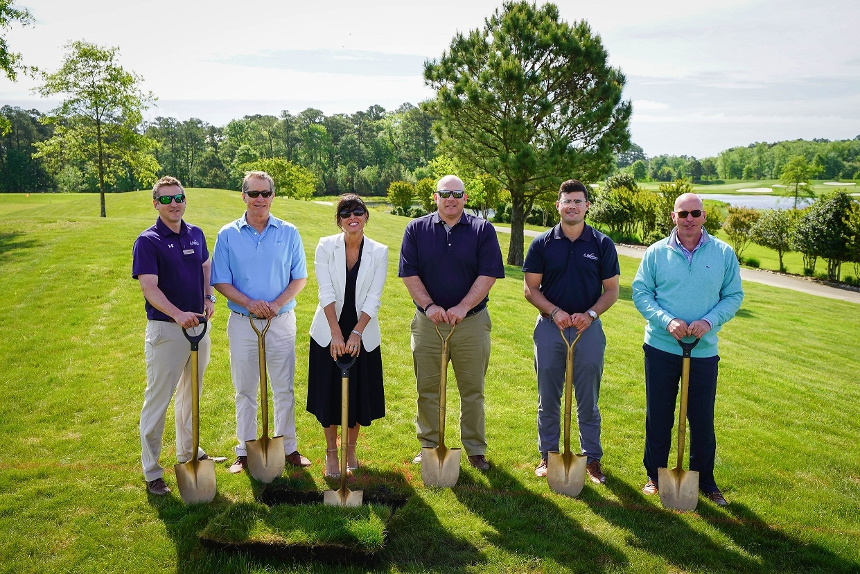 Bayside Resort Golf Club Breaks Ground On New Clubhouse