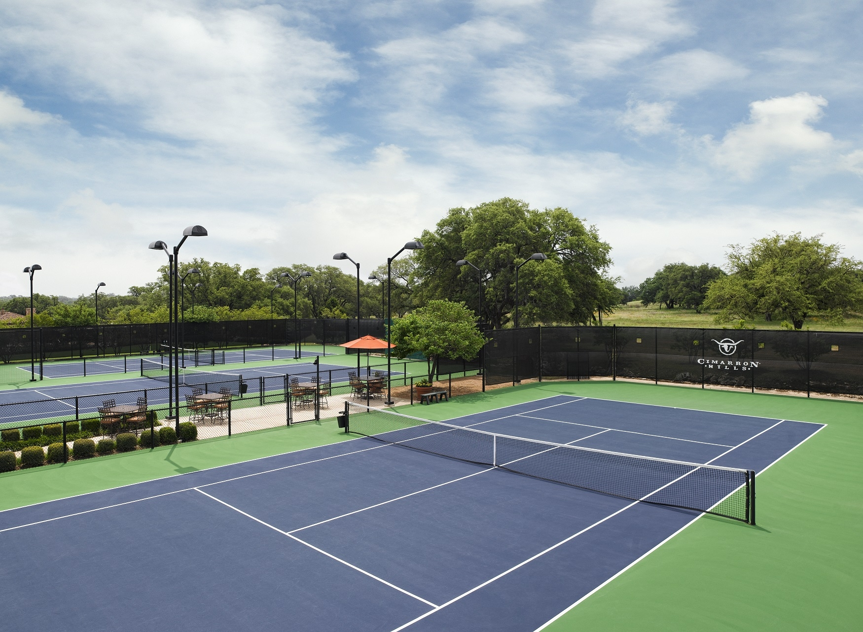 Cliff Drysdale Tennis Selected to Manage Cimarron Hills Country Club