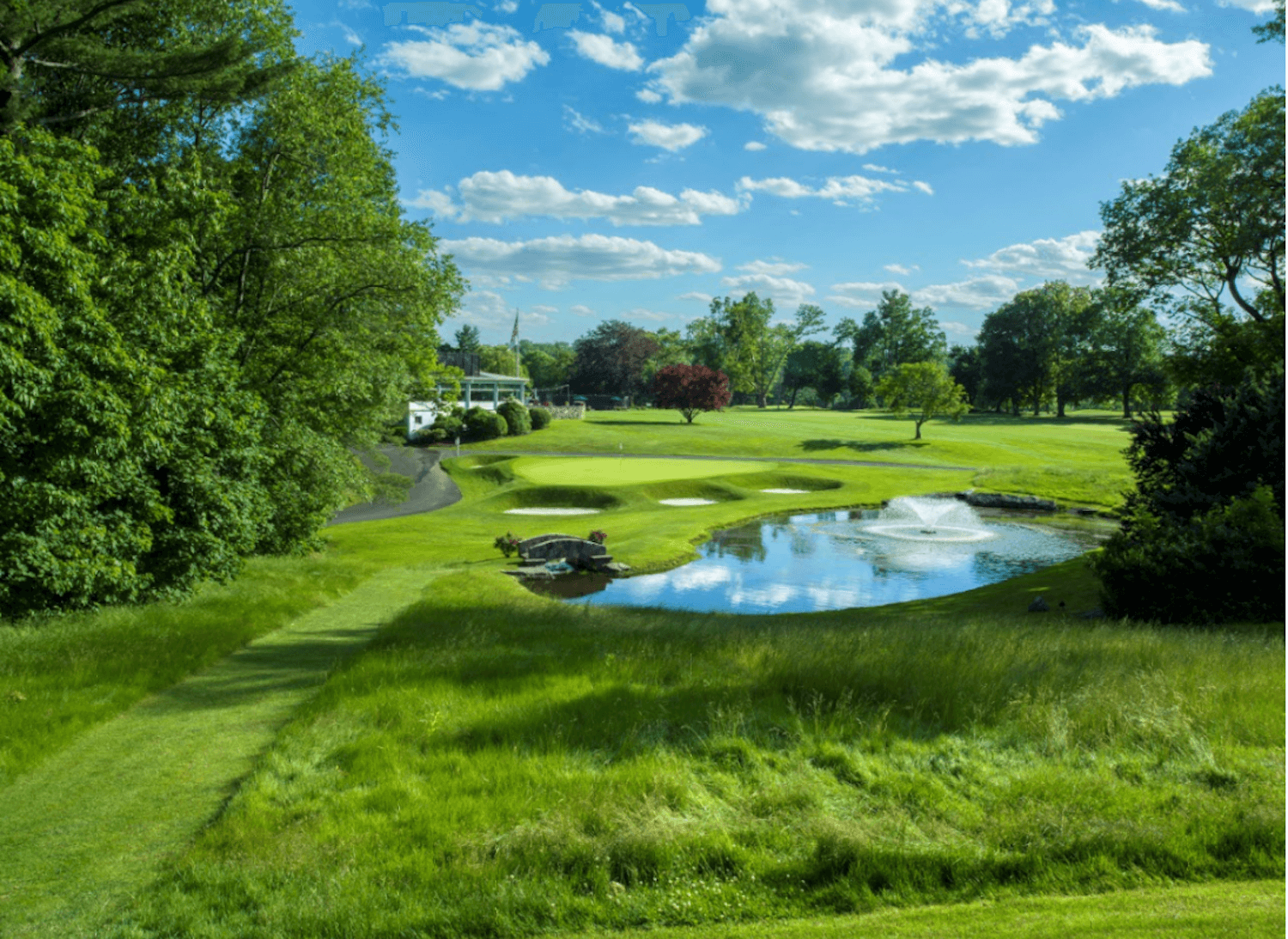 Knollwood Country Club's 19th Hole Named One Of