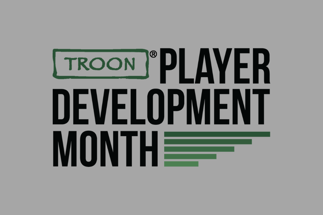 20 More Yards: 2019 Troon Player Development Month