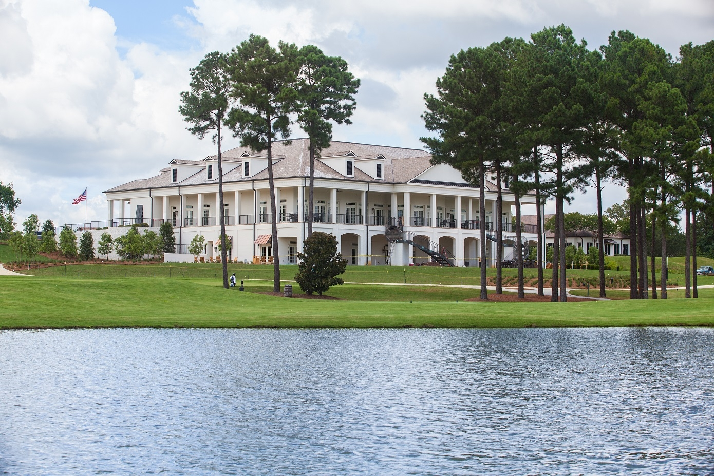 Reunion Golf & Country Club's Clubhouse Named