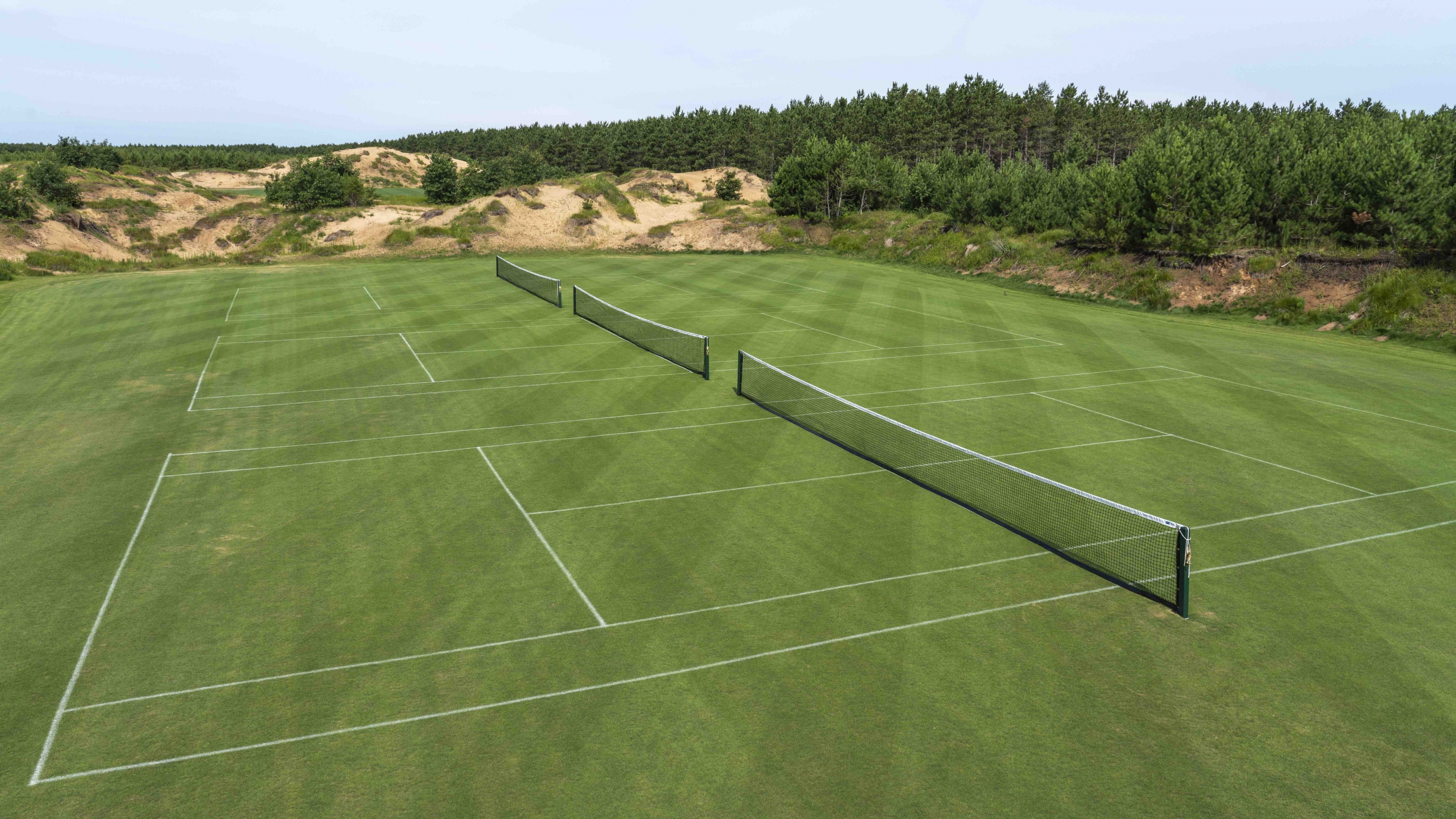 Cliff Drysdale Tennis Selected to Manage Tennis Operations at Sand Valley